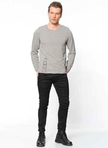 Sweatshirt-Kaft